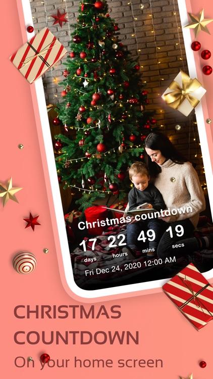 Countdown widget & timer 321