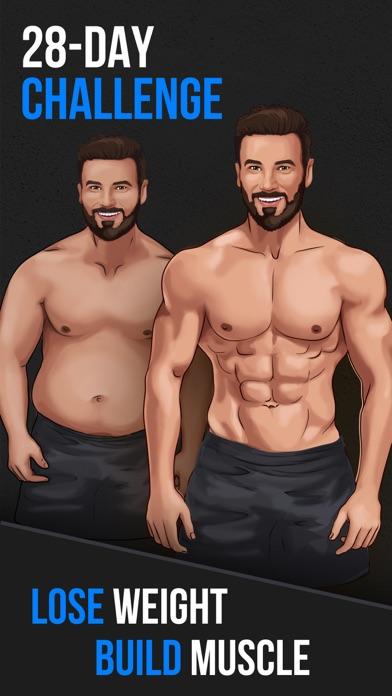 BetterMen: Workout Planner Screenshot