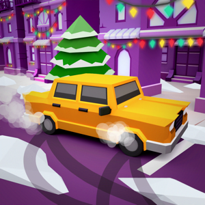 Drive and Park Games app