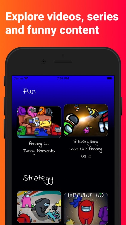 Best tips & chat for Among Us screenshot-4