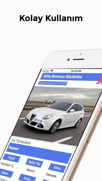 Sıfır Araba Fiyatları screenshot-4