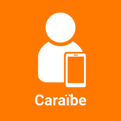 Orange et moi Caraïbe