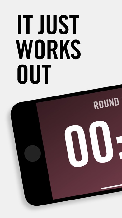 Screenshot for Reps - Workout Timer in Belgium App Store