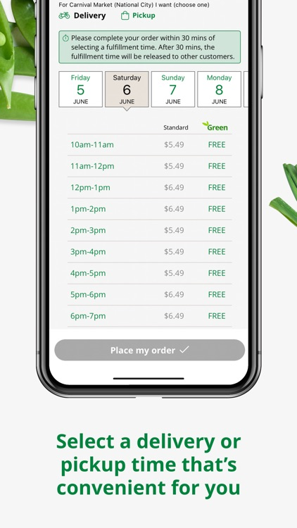 Mercato: Grocery Delivery screenshot-4