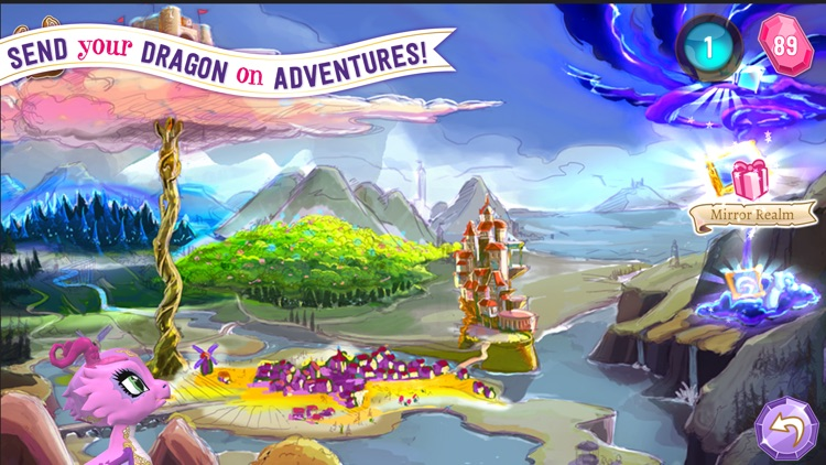 Baby Dragons: Ever After High™ screenshot-4