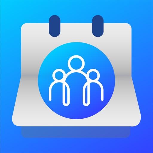 Share.d Family Calendar App