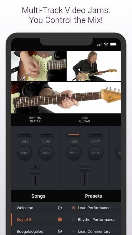 TrueFire Guitar Lessons screenshot-4