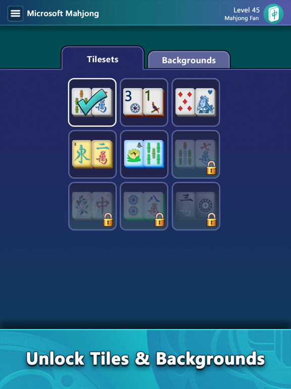 Mahjong by Microsoft screenshot 12