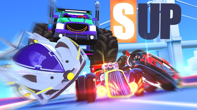 SUP Multiplayer Racing screenshot-5