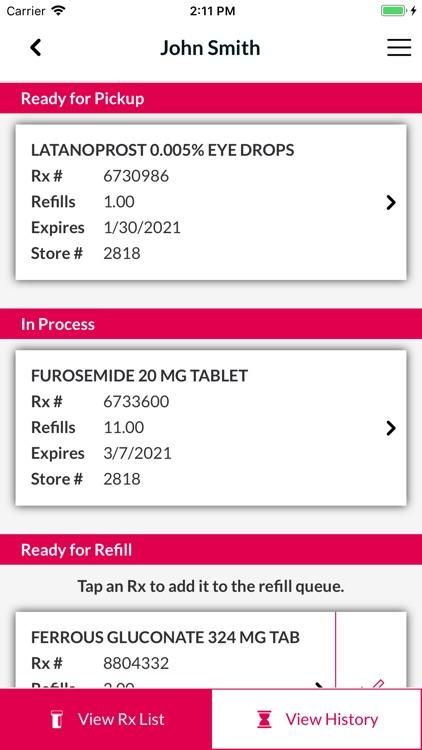 Stop & Shop Rx screenshot-3