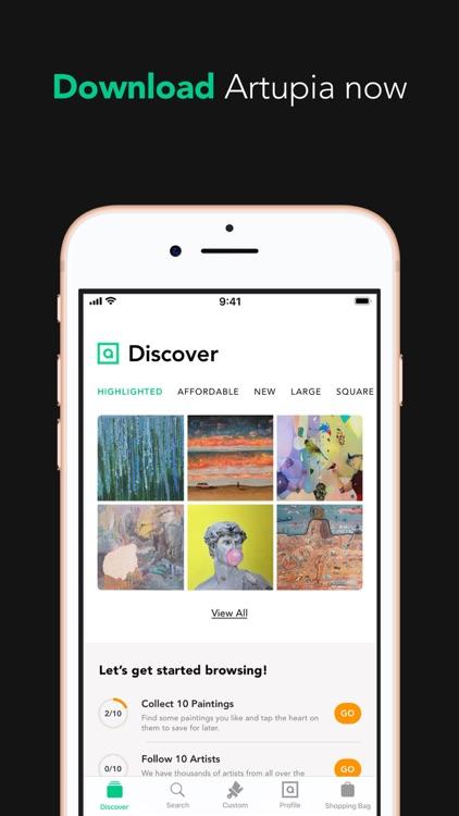 Artupia, Original & Custom Art screenshot-9