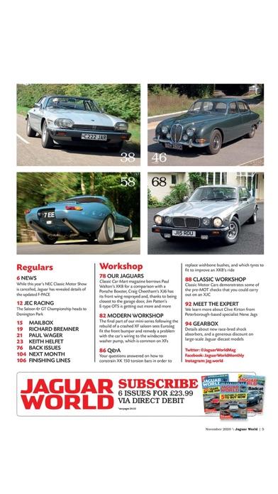 Jaguar World Magazineのおすすめ画像5
