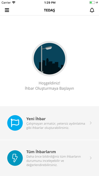 AYDINLATMA MOBİL TAKİP screenshot three