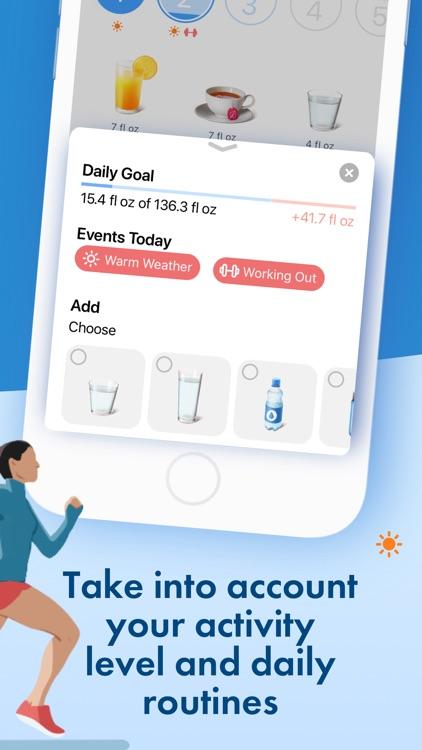 Water Tracker. screenshot-4