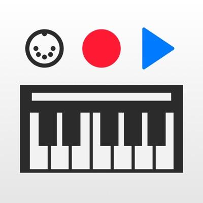 MIDI Rec Icon