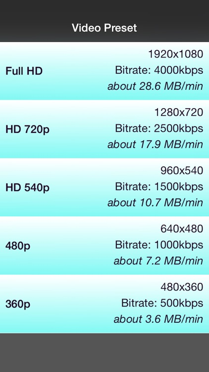 Video Compress - Shrink Vids screenshot-3
