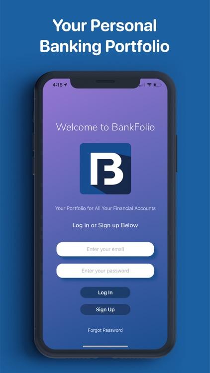 BankFolio - Budget & Expenses screenshot-5