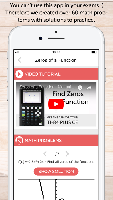 TI-84 CE Calculator Manual By Graphing Calculator Apps UG