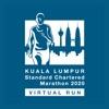 KLSCM 2020 Virtual Run - iPhoneアプリ