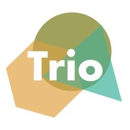 Trio - the reaction game