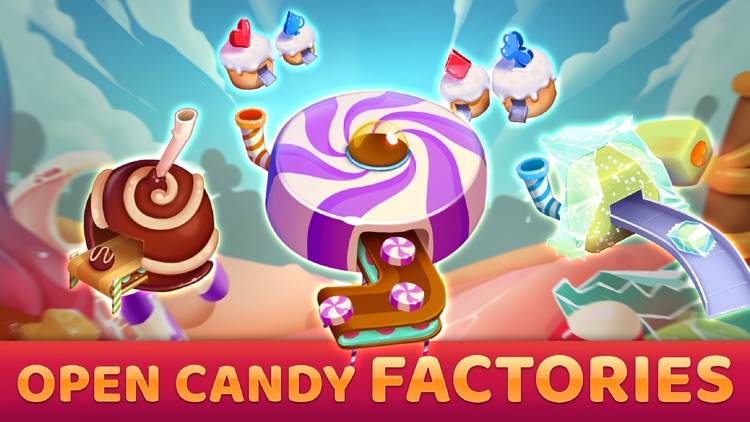 Candy Solitaire screenshot-3