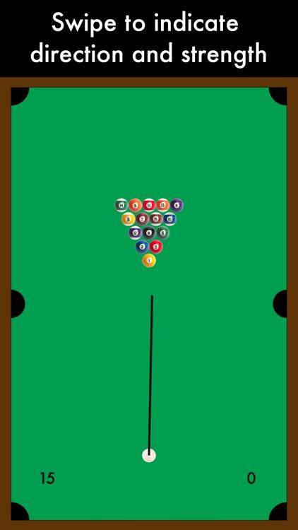 Billiard Wear - Watch Game screenshot-0