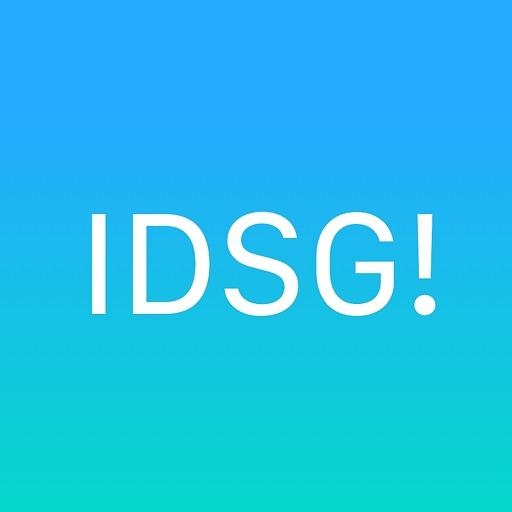 IDSG! I Did Something Good!