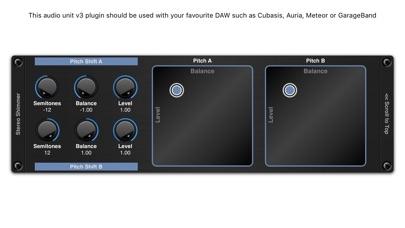 Shimmer AUv3 Audio Plugin screenshot 3
