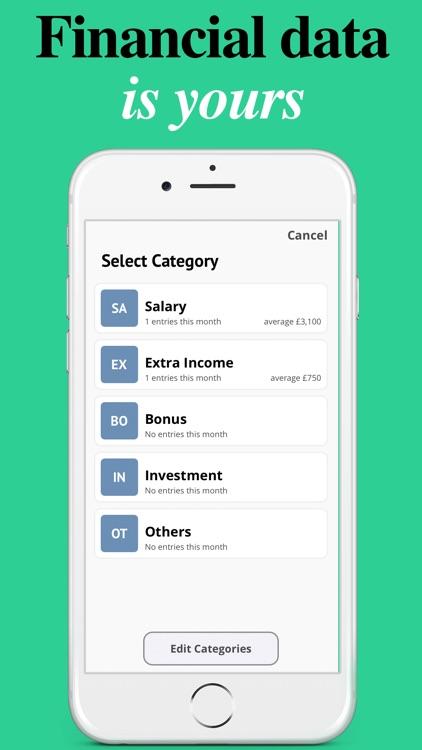 Simple Budget Planner screenshot-5