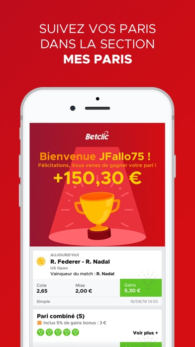 download Betclic Paris Sportifs apps 3