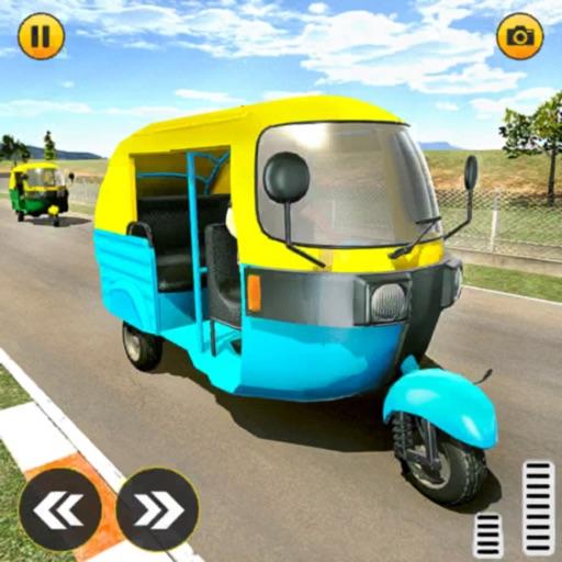 Tuk Tuk Racing 3D