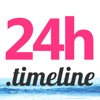 24h.timeline - iPhoneアプリ