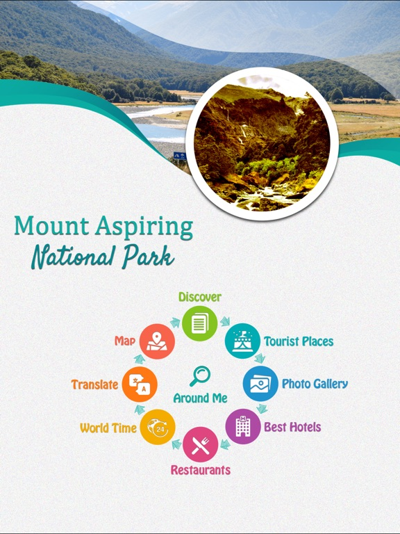 Mount Aspiring National Park screenshot 7