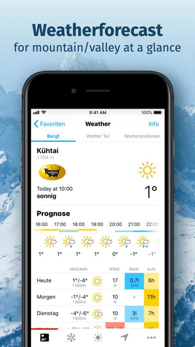 bergfex/Ski - Weather & Snowのおすすめ画像3