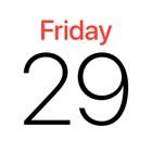 日历 icon