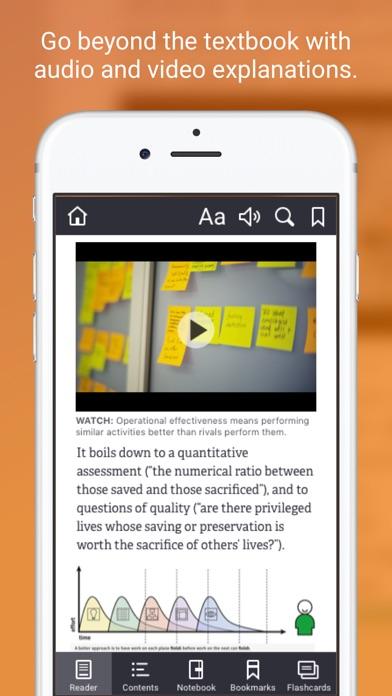 Screenshot for Chegg eReader in United States App Store