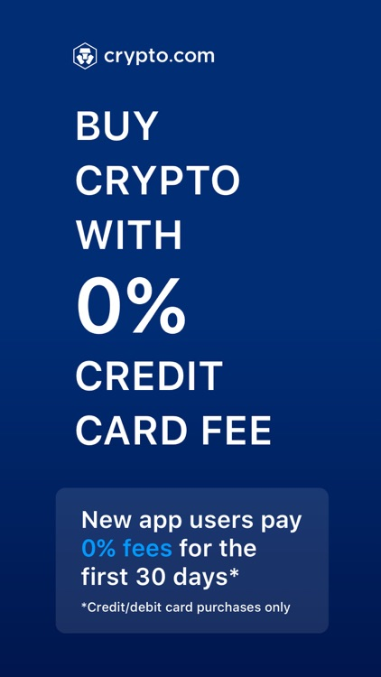 Crypto.com - Buy Bitcoin Now screenshot-0