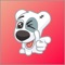 App Icon for Dog Spotty Sticker App in India App Store