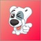 App Icon for Dog Spotty Sticker App in Macao App Store