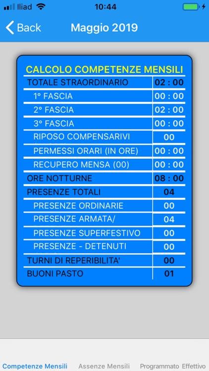 Agenda Sappe screenshot-8