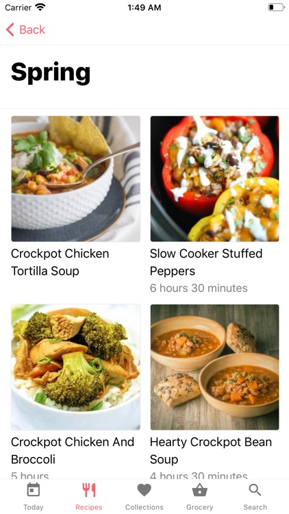 Crockpot Recipes: Slow Cooker screenshot-3