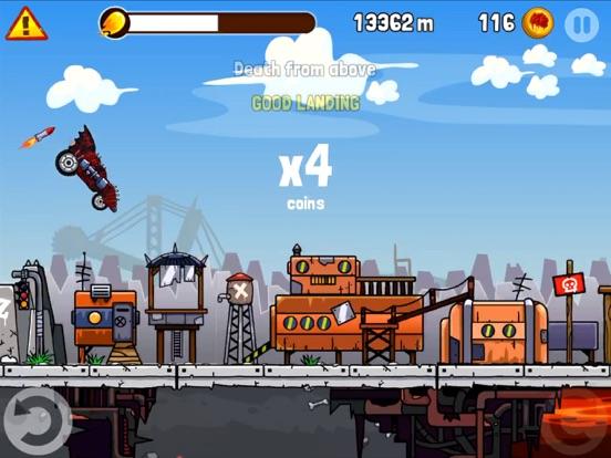 Zombie Road Trip! screenshot 8