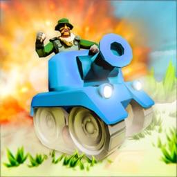 Tank Stars- Battle Arena