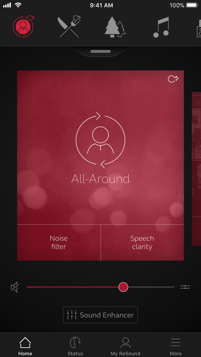 Screenshot for ReSound Smart 3D in Poland App Store