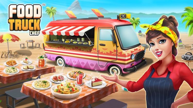 Food Truck Chef™ Cooking Game screenshot-0