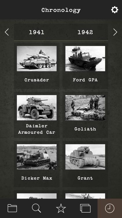 World War II Military Vehicles screenshot-7