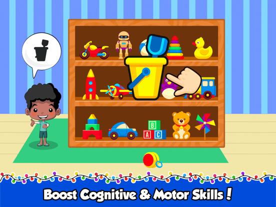 2、3、4 歳の子供向けの15の教育的なベビーゲームのおすすめ画像3