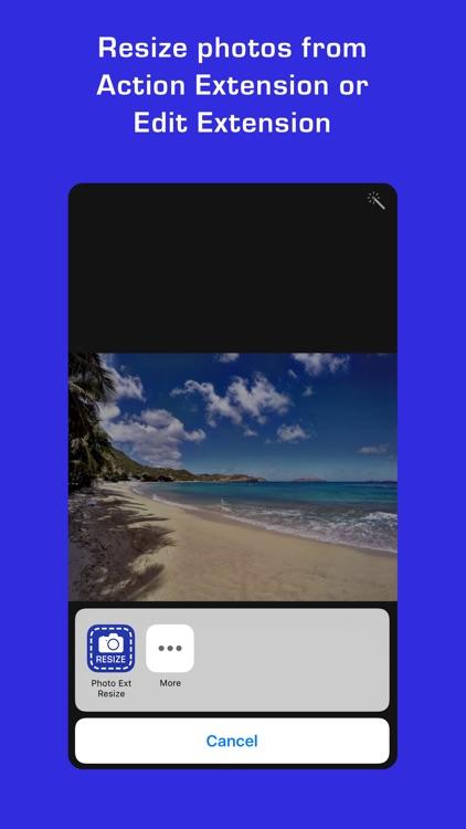 Photo Extension Resize screenshot-4