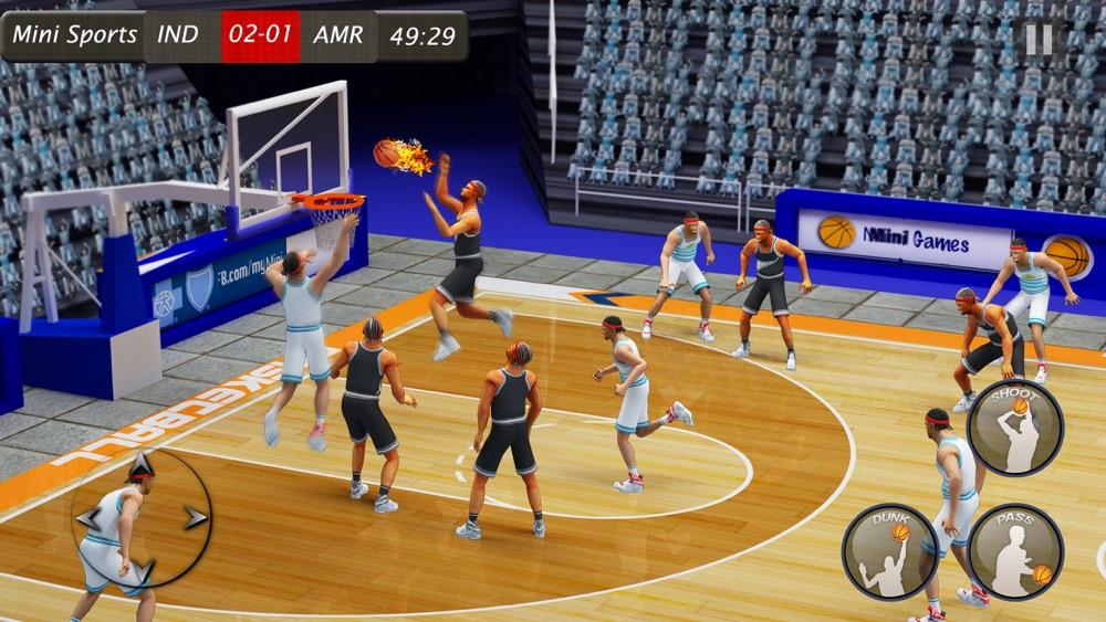 Play Basketball Hoops 2019 Cheat Codes