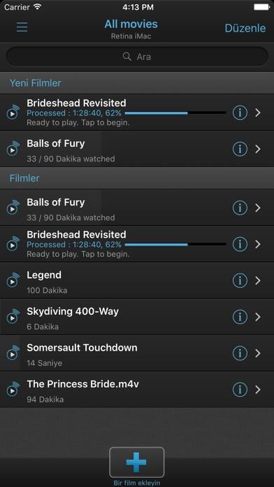 Screenshot for VLC Streamer in Turkey App Store